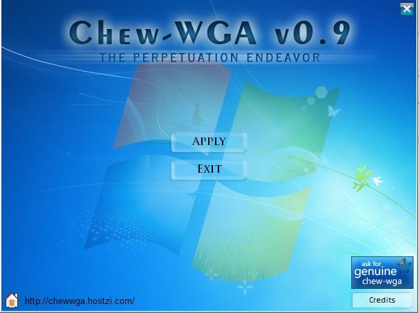 o chew-wga v0.9